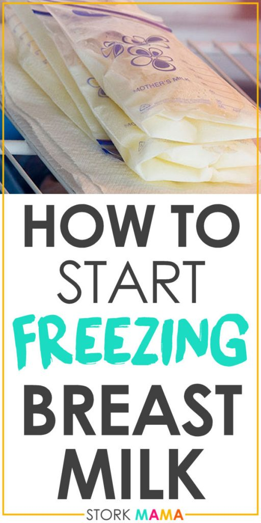Breast Milk Storage Tips | Want to know how to freeze breast milk safely? Storing breast milk is essential for pumping moms. Keeping the milk safe enough for your baby to drink when you need it. Learn how to start freezing breast milk. Plus find out what storage method is best for you, bottles, freezer trays or freezer bags.