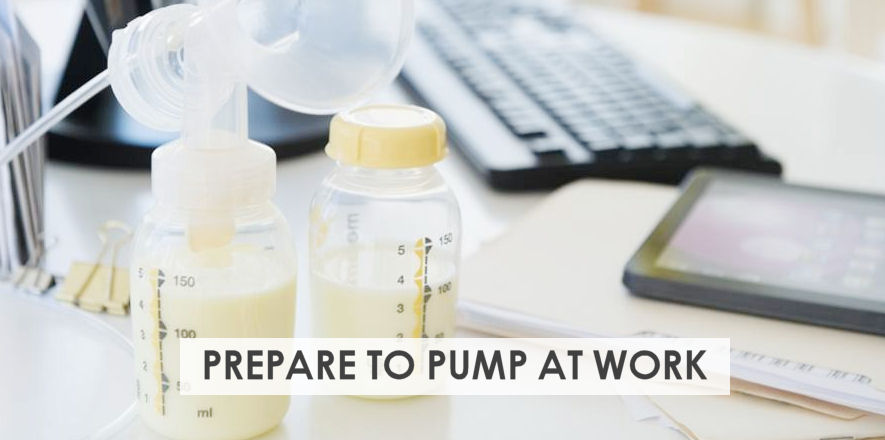 10 Tips to Prepare for Pumping at Work