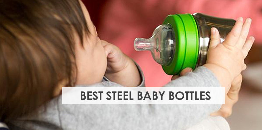Top 5 Best Stainless Steel Baby Bottles