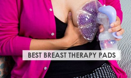 Best Breast Therapy Pads for Breastfeeding