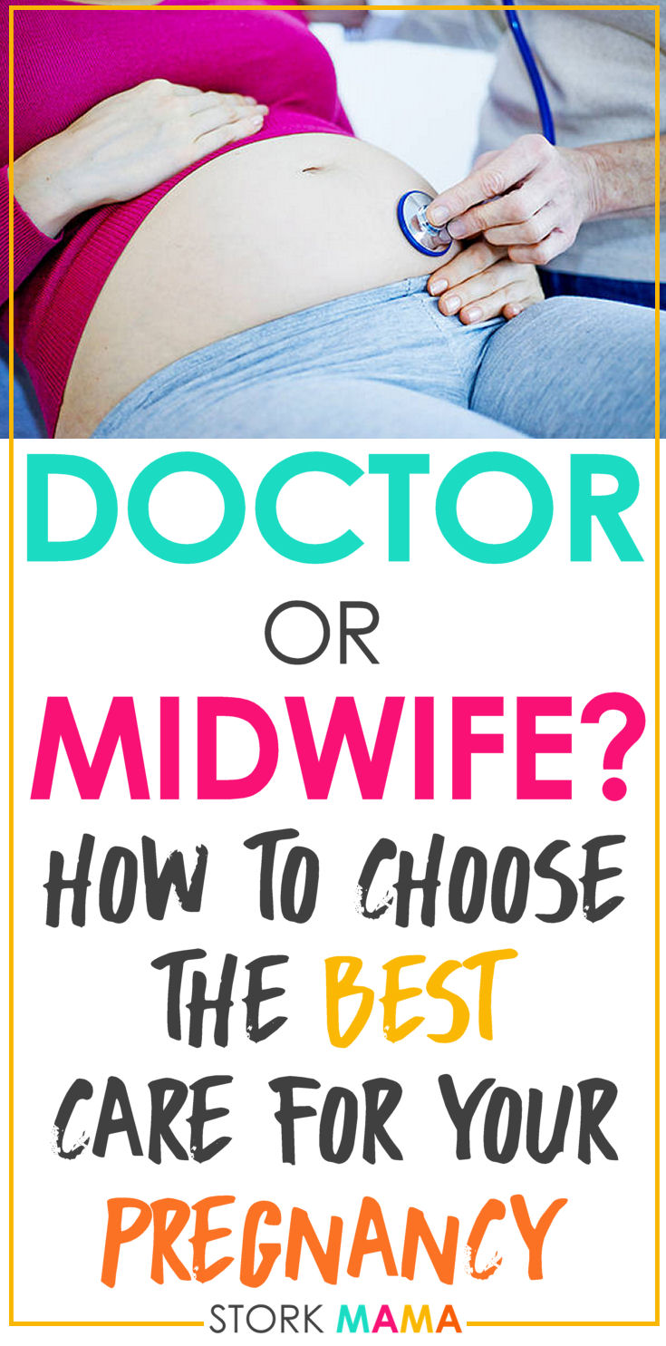 How to Choose a Doctor or a Midwife for your Pregnancy care. Stork Mama