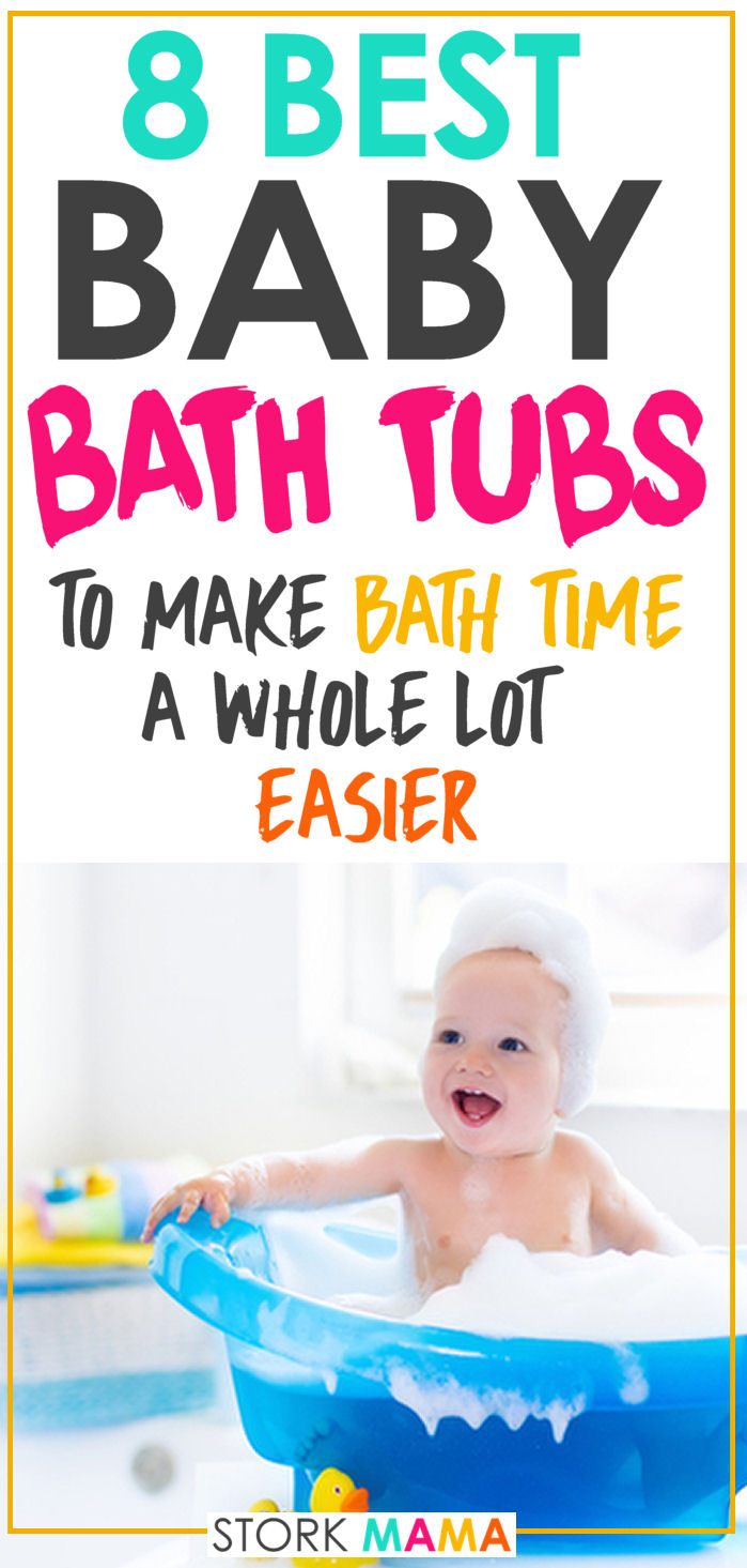 Best Baby Bath Tub Reviews Stork Mama