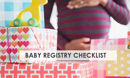 What to Put On a Baby Registry – The Ultimate Checklist