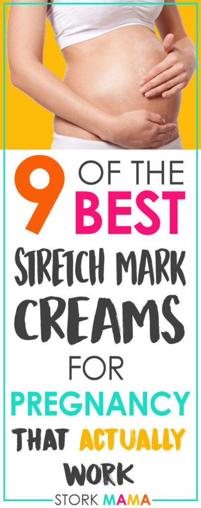Creams, lotions and oils are a great prevention for stretch marks during pregnancy. Stop them from appearing, getting worse or really itchy. Check out our top 9 Best Stretch Mark Cream reviews during Pregnancy. Stork Mama