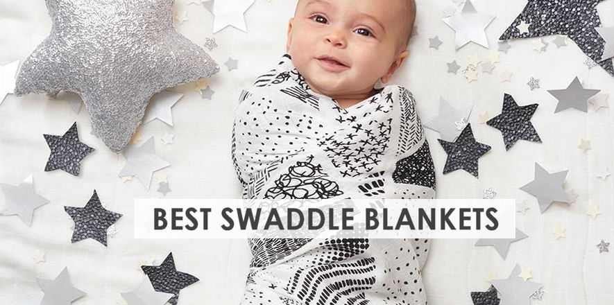 6 Best Swaddle Blankets: Reviews & Buying Guide