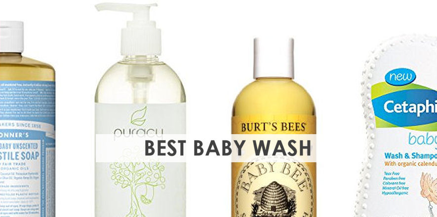 Top 10 Best Baby Wash for Newborns