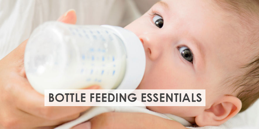 14 Bottle Feeding Essentials For Your Baby