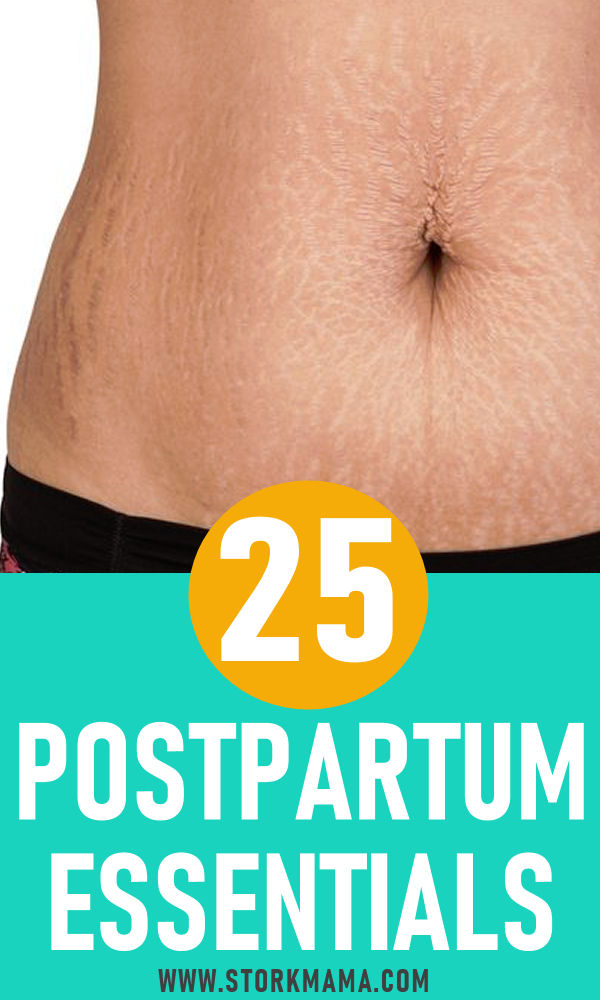 Postpartum Essentials for New Moms | Postpartum recovery | First Time Mom | New Mom