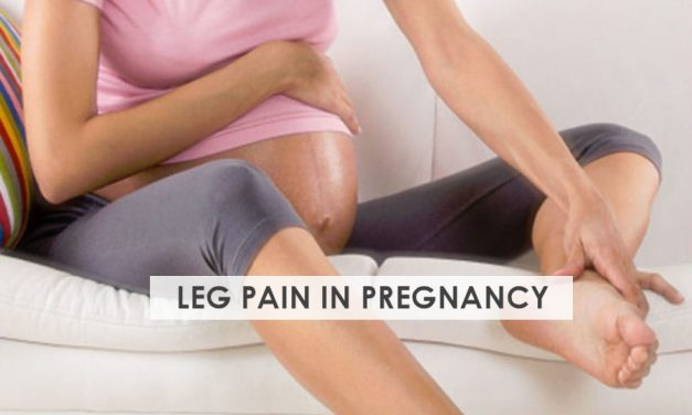 Leg and Foot Care during Pregnancy