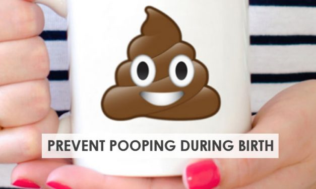 How to Prevent Pooping During Birth