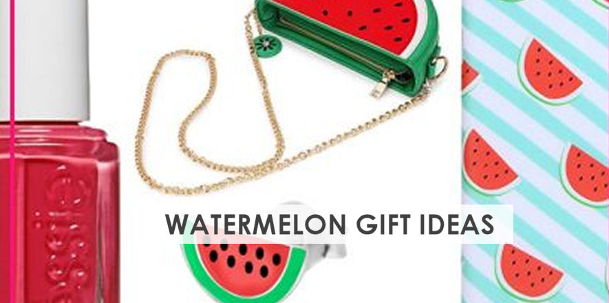 22 Watermelon Gift Ideas for Tweens and Teens