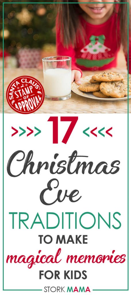 Christmas Eve Traditions for Families - Stork Mama