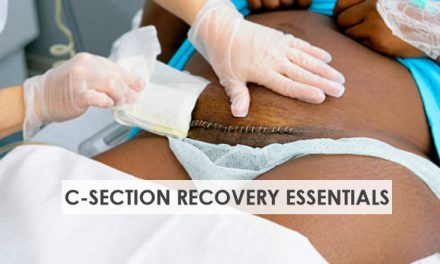 17 C-Section Recovery Essentials You Need To Heal Fast