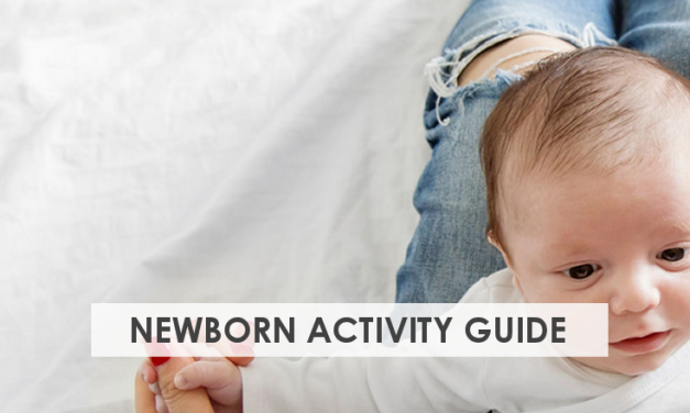 Easy Newborn Activities Guide for New Parents